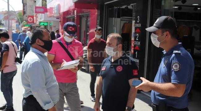 Karaman'da 41 kişiye tutanak tutuldu