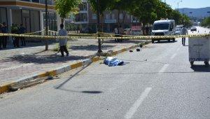 Motosiklet kazasında İrfan Kahraman öldü