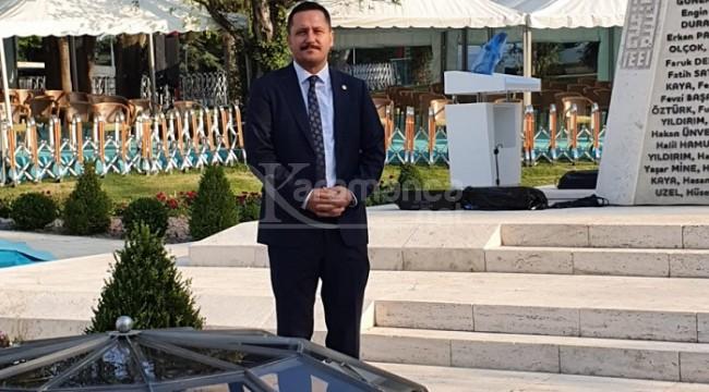 Milletvekili Selman Oğuzhan Eser'in 15 Temmuz mesajı