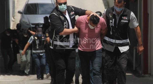 Şenler Çetesi'nden 6 kişi cezaevine gönderildi