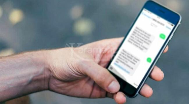 Sevgilisinin telefonundaki mesajı görünce komşu evini bastı