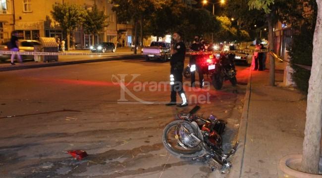 Karaman'daki kazada yürek yakan feryat