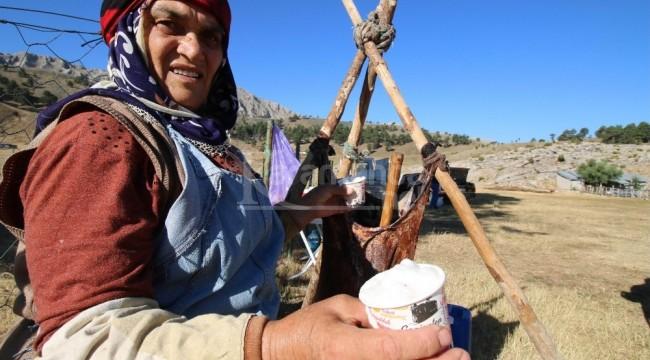 Toroslar'ın yaylalarında asırlık 'Tuluk' geleneği sürüyor