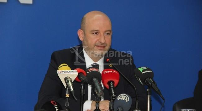 AK Parti Afyonkarahisar İl Başkanı istifa etti