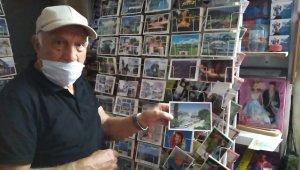 Emektar esnafta birçok ilin kartpostalı var