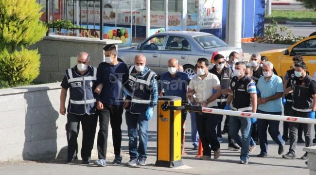 Karaman'daki eş zamanlı operasyonda 10 gözaltı