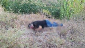 Mithat Geleş tarlada başından vurulmuş halde ölü bulundu
