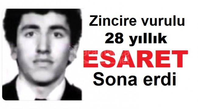28 yıldır zincire vurulu halde esirdi, Şamhalov İmran kurtarıldı!