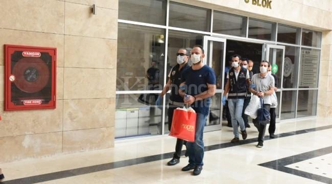 7 şehirde güncel il yapılanmasına darbe 23 gözaltı