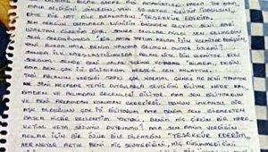 Yaşlı adam 13 yaşındaki kıza mektup yazınca tutuklandı