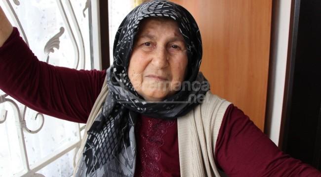 65 yaşındaki Bülbül Öztürk'ü maskeli şahıslar dolandırdı