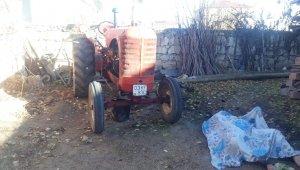 79 yaşındaki Osman Solmaz traktör tamir ederken öldü