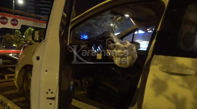 Anayolu koşarak geçmeye çalışan Ayfer Şenol öldü