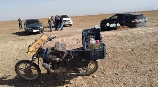 Arazide yakalanan şahısların 3 aracına ve 1 motosikletine el konuldu