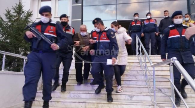Cevdet Uysal ve Zeliha Uysal cinayetinde tutuklama