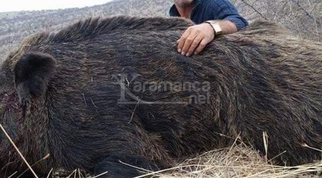 Domuz avında İzzeddin Gülbeyaz öldü