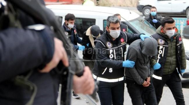 Erzurum, Ankara, İstanbul, İzmir ve Kocaeli'de 15 tutuklama