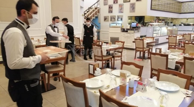 İstanbul'da restoran paket servis
