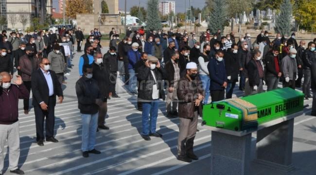 Karaman'da cinayete kurban giden genç toprağa verildi