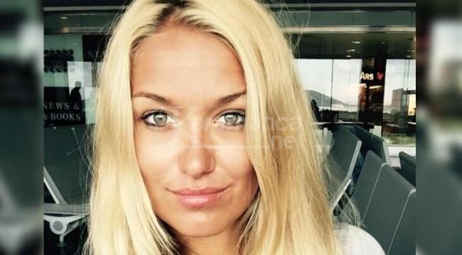 Magdalena Kralka yakalandı