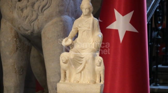Kybele heykeli nasıl kaçırıldı?