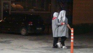 Fabrikada tinerden zehirlenen 20 kadın işçi hastanelik oldu