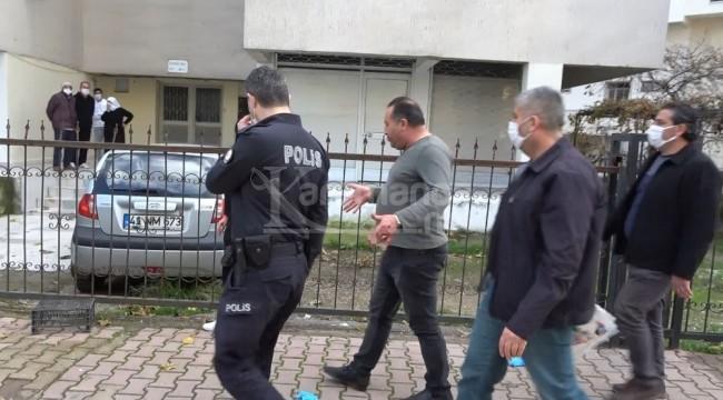 Muratpaşa'da öfkeli baba kızını rehin alan damadını bıçakladı