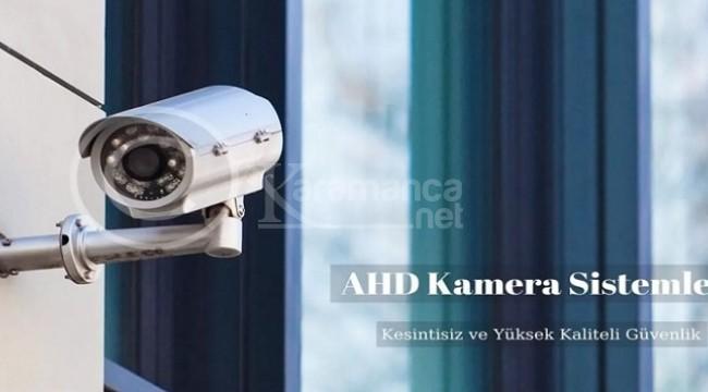 AHD Kamera Sistemleri Nedir?