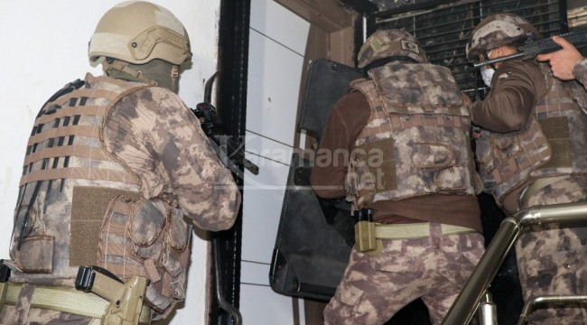 Antalya'daki dev operasyonda 175 tutuklama