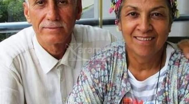 Mehmet Fevzi Atay ve karısı Elif Atay öldürülmüş halde bulundu