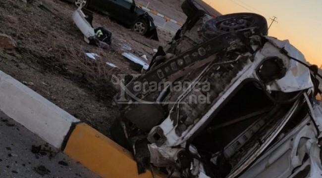 Yunak'taki kazada Senem Kırıcı öldü