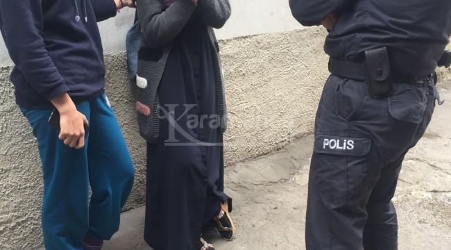 Zorla evlendirilmek istenen 15 yaşındaki kız polise sığındı