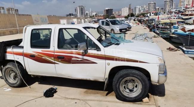 Erdemli'de denize düşen kamyonette 1 ölü