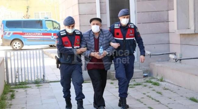 Gelinini dostuyla yatak odasında basan kayınpeder tutuklandı