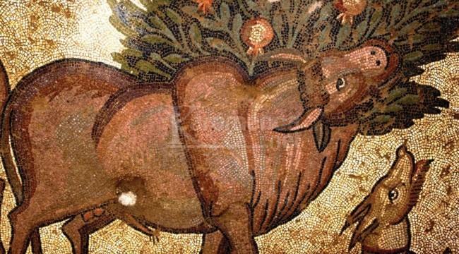Kaisereia Germanikeia'nın kalıntıları yıllar içinde kayboldu
