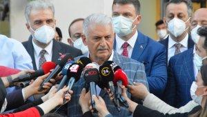 Binali Yıldırım Sedat Peker'in iddialarını cevapladı