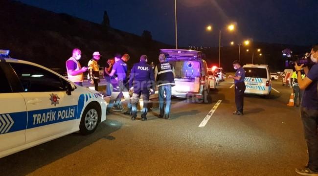 Motosiklet kazasında Ali Şahin Iğdır ve Zafer Kılıç öldü