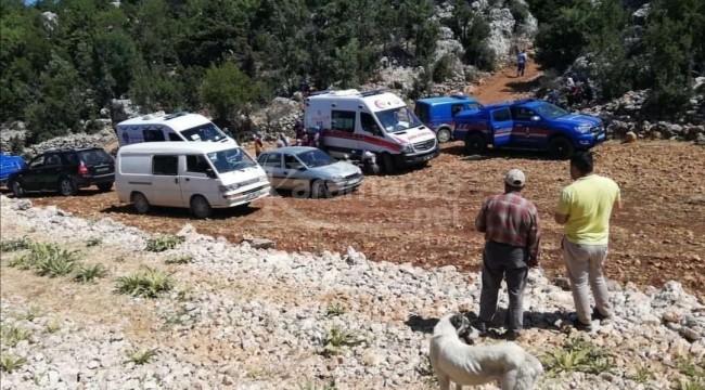 Dağ evindeki çadırda genç çiftin cesedi bulundu