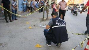 Husumetlisi tarafından vurulan Mustafa Ok öldü