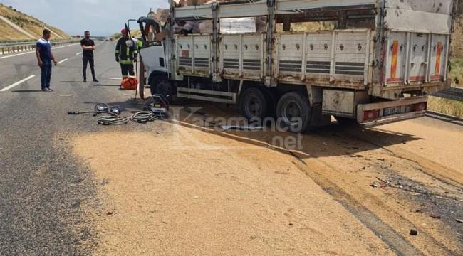 Kamyonet sürücüsü Mehmet Esirikli öldü