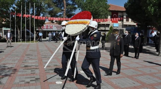 Karaman'da Jandarma Teşkilatı'nın 182. Kuruluş Yıldönümü kutlandı