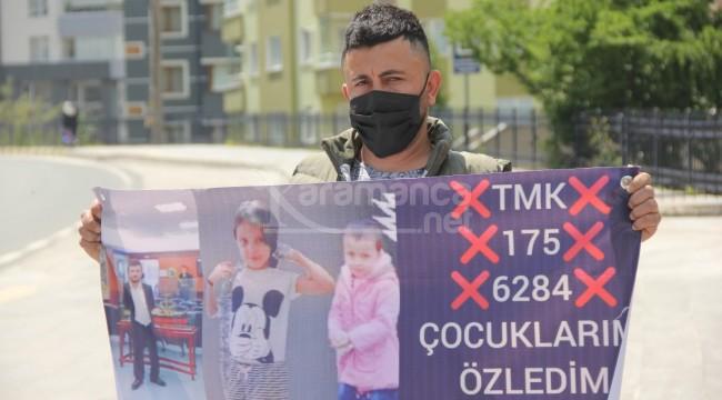 Seslerini Cumhurbaşkanı'na duyurmak için Ankara'ya yürüyorlar