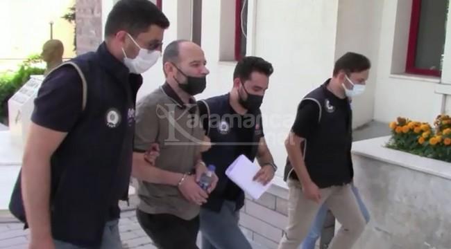 5 yıldır aranan emniyet müdürü Konya'da yakalandı