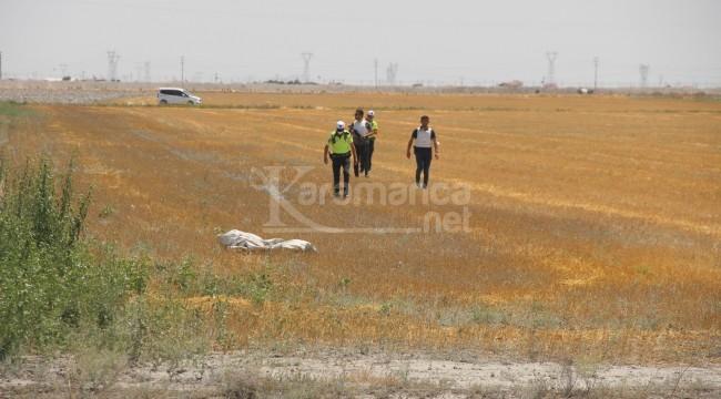 Polisten kaçan şahıslar mısır tarlasında yakalandı