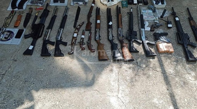 Şirinler Çetesi operasyonunda 39 gözaltı