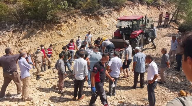 Ömer Baltacı ile Cevdet Baltacı'nın cesetleri bulundu