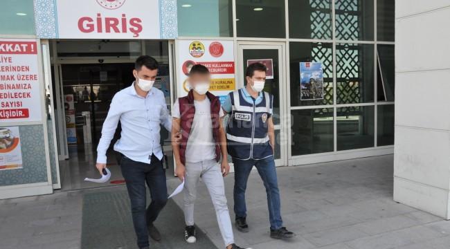 Karaman'da 16 yaşındaki cinayet zanlısı tutuklandı
