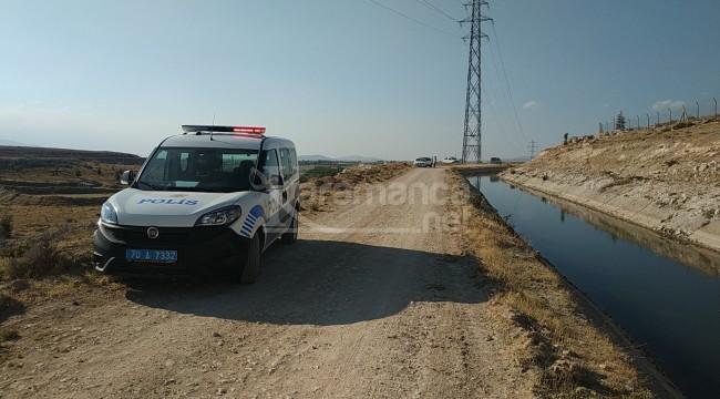 Karaman'da sulama kanalına düşen çocuk boğularak öldü