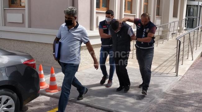 Niyazi Ertan'ın katil zanlısı saklandığı metruk evde yakalandı