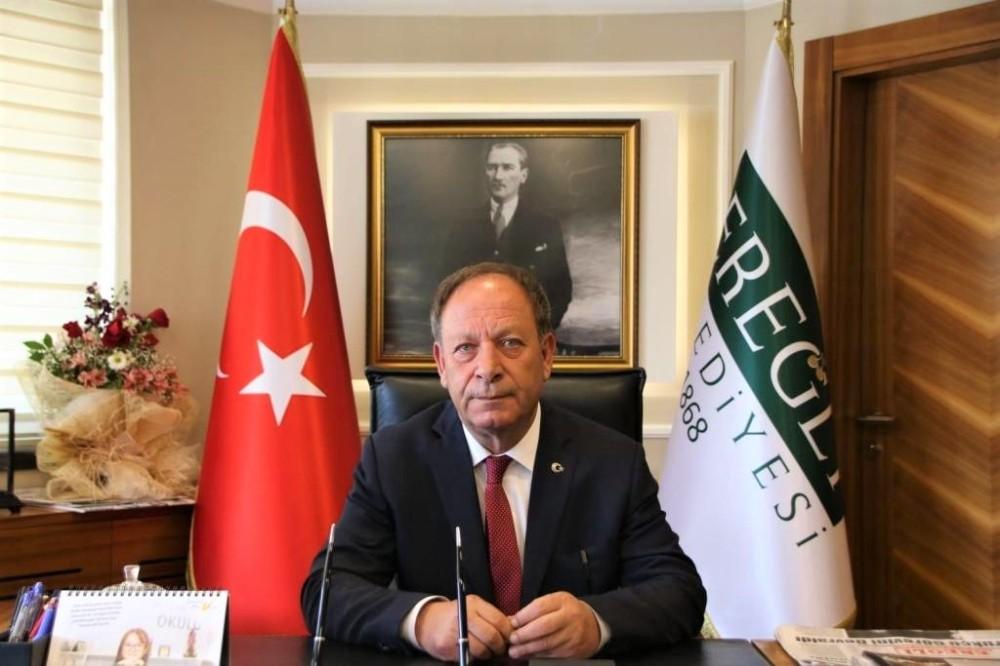 Başkan Oprukçu: ″Milli birlik ve beraberlik yaraları saracak yegane kuvvettir″